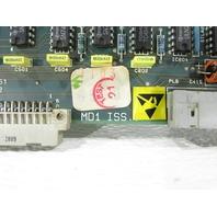 EMERSON  CONTROL TECHNIQUES MD1  CONTROL BOARD