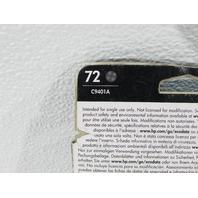 NEW HP 72 DESIGNJET  C9401A GRAY COLOR INKJET CARTRIDGE
