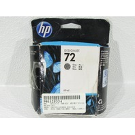 NEW HP 72 DESIGNJET  C9401A GRAY COLOR INKJET CARTRIDGE