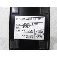 YASKAWA CCSCZ-COM01 SERIAL ADAPTER