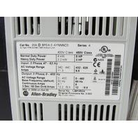 ALLEN BRADLEY 20AD8P0A0AYNNNC0 POWERFLEX 70 AC DRIVE 8 A AT 5 HP 20A