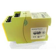 PILZ PNOZ-XV3P 24VDC SAFTEY RELAY