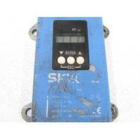 SICK OPTIC ELECTRONIC DT500-A111 DISTANCE MEASURING RANGE 30M