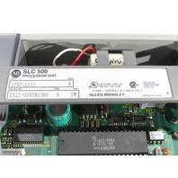 * ALLEN BRADLEY 1747-L511 CPU PROCESSOR MODULE *WARRANTY*