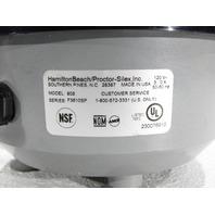 * BSP BIOSPEC PRODUCTS BEAD BEATER 1107900 HAMILTON BEACH 908 BASE