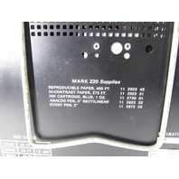 GOULD BRUSH  220 15632750 STRIP CHART RECORDER
