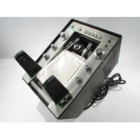 GOULD BRUSH  220 15632750 STRIP CHART RECORDER