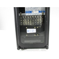 GE 12STD16C3A REV B DIFFERENTIAL RELAY