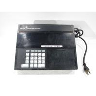 METTLER TOLEDO SCALE ID5 CONTROL MULTIRANGE 110-240V 50/60HZ 350-230MA 40W