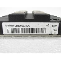 INFINEON DD800S33K2C MODULE