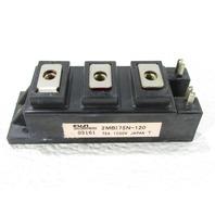 FUJI ELECTRIC 2MBI75N-120 IGBT SNUBBER 75AMP 1200VAC