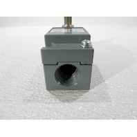 NEW SQUARE D 9007C62A2 LIMIT SWITCH 600V 10AMP