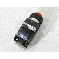 NEW FUJI ELECTRIC DR22D0L PILOT LIGHT DOME RED 6VAC