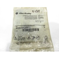NEW ALLEN BRADLEY 800FM-LG7MN3WX11 800F ILLUMINATED PUSH BUTTON
