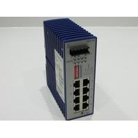 HIRSCHMANN RS2-TX ETHERNET RAIL SWITCH 8 PORT