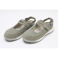 * NEW PROPET W7125 SCAMPER PEBBLE GRAY LILAC SHOES SIZE 11 2E ORTHOPEDIC