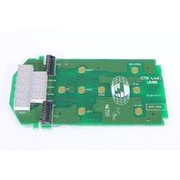 EMERSON CONTROL TECHNIQUES 7004-0170 PC BOARD DRIVE CONTROLLER MODULE DIGITAL DISPLAY