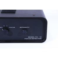 MICRO-VU FD-10 FOCUS DETECTOR