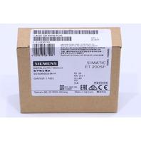 * NEW SEALED SIEMENS SIMATIC ET 200SP 6ES7 132-6BF00-0CA0 DIGITAL OUTPUT DQ 8X 24VDC/0.5A