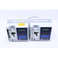 * LOT OF (2) HOSPIRA LIFECARE 5000 INFUSION PUMP