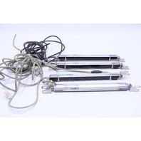 KEYENCE SL-C16H-T LIGHT CURTAIN TRANSMITTER AND SL-C16H-R RECIEVER