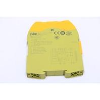 PILZ PNOZ-S3-24VDC-2N/O SAFETY RELAY