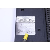 * GE FANUC GENIUS IC660BBD025 5/12/24VDC SINK I/O BLOCK 32 CIRCUITS