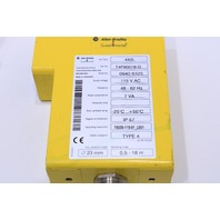 LOT 0F (4) ALLEN BRADLEY GUARDMASTER  440L-T4F90018-Q AAC TRANS 18M RANGE