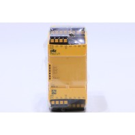 * NEW SEALED PILZ PNOZ S11 S11C 24VDC 8m/o 1n/c 751111 RELAY