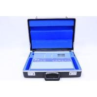 * GRASON-STADLER GSI 55 ABR SCREENER 1755 TYMPANOMETER V3.01 W/ CASE