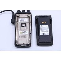 MOTOROLA RADIUS CP200 AAH50RDC9AA2AN UHF 16 CHANNEL RADIO