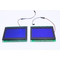 LOT OF (2) EDT 20-20420-2 LCD/LED DISPLAY PC BOARD