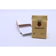 NEW RASPBERRY Pi 3 MODEL B 1GB RAM