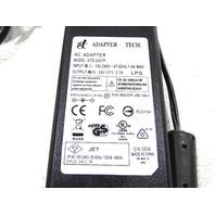 * ADAPTER TECH STD-2427P  AC POWER ADAPTER 24V 2.7A OUTPUT