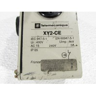 TELEMECANIQUE XY2CE CABLE PULL SWITCH