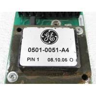GENERAL ELECTRIC 0501-0051-A4  MULTILIN CALIBRATION MODULE PC BOARD