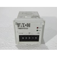 EATON  CUTLER HAMMER TMRP5100 10-FUNCTION TIME DELAY RELAY