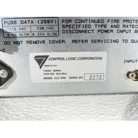 CONTROL LOGIC CORPORATION CLC-1400 MODULE
