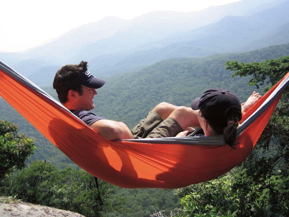 Eagles Nest Outfitters Eno Doublenest Hamac ATC Appalachian Trail Edition