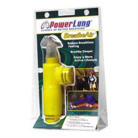 PowerLung Airestream Atmung Trainer Power Lunge