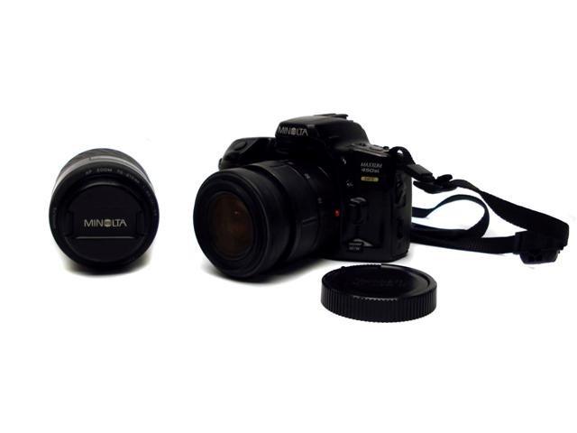 Minolta Maxxum 450si AF 28-70mm & TAMRON 70-210mm LENS