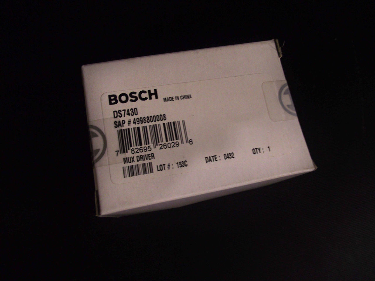 NEW BOSCH Detection Systems DS7430 Multiflex Expansion Module BOS-DS7430