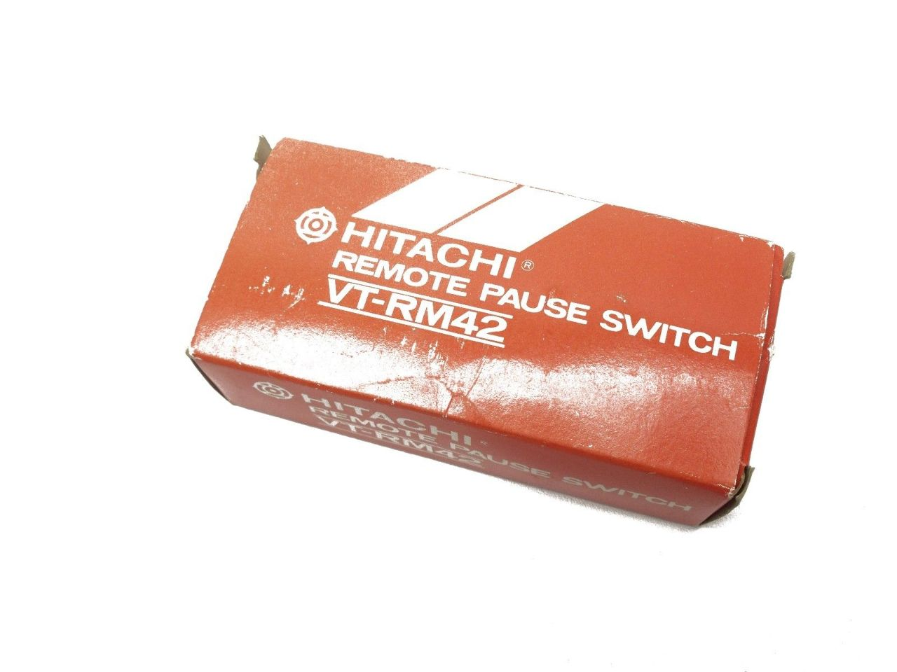 New Hitachi VT-RM42 Remote Pause Switch