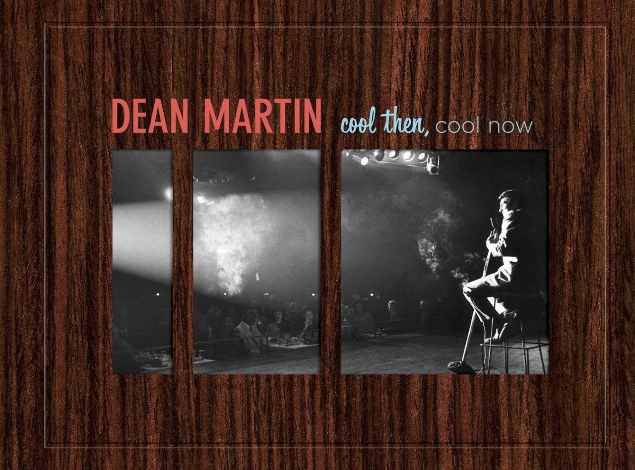 NEW Cool Then, Cool Now by Dean Martin CD, Jun-2011 2 Discs Hip-O SEALED