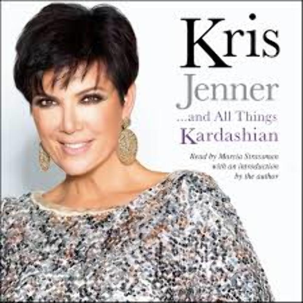Kris Jenner... and All Things Kardashian by Kris Jenner (2011, CD, Unabridged) 8 CD Set