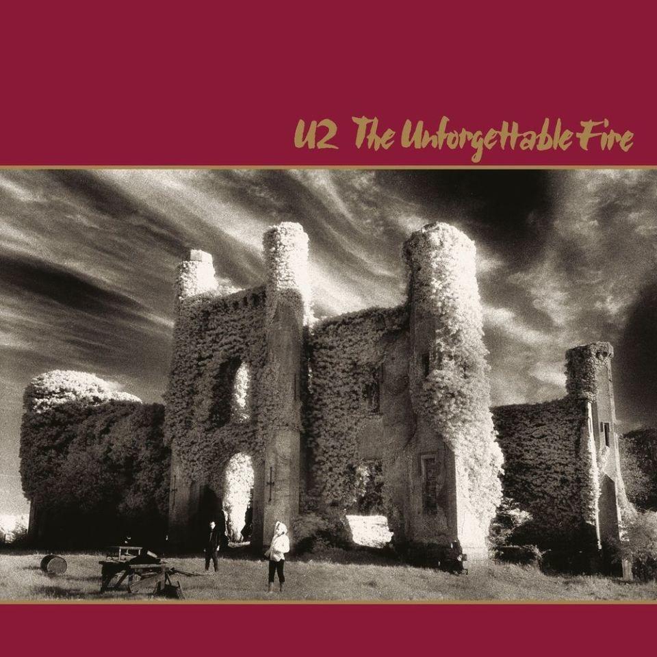 The Unforgettable Fire LP by U2 Vinyl Nov-2009 Island / Universal Remastered