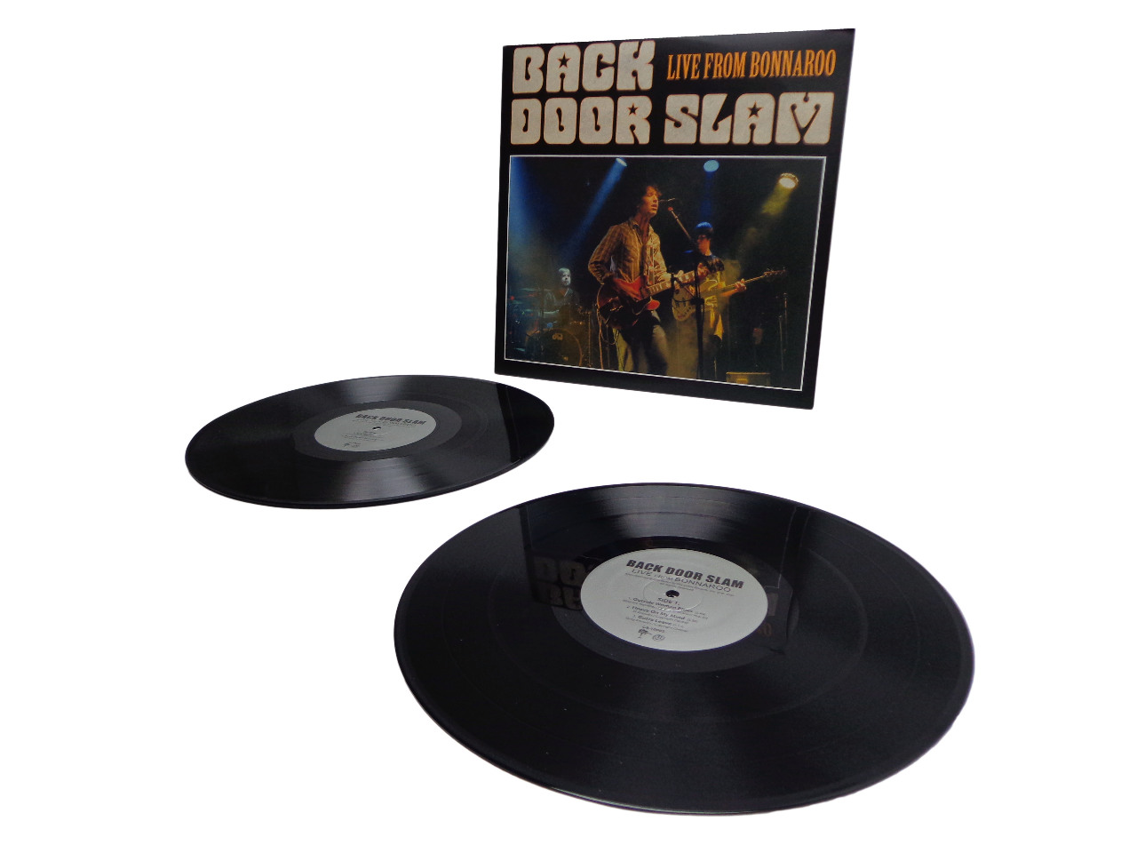 NEW Live from Bonnaroo by Back Door Slam RARE Vinyl Davy Knowles LP RECORD