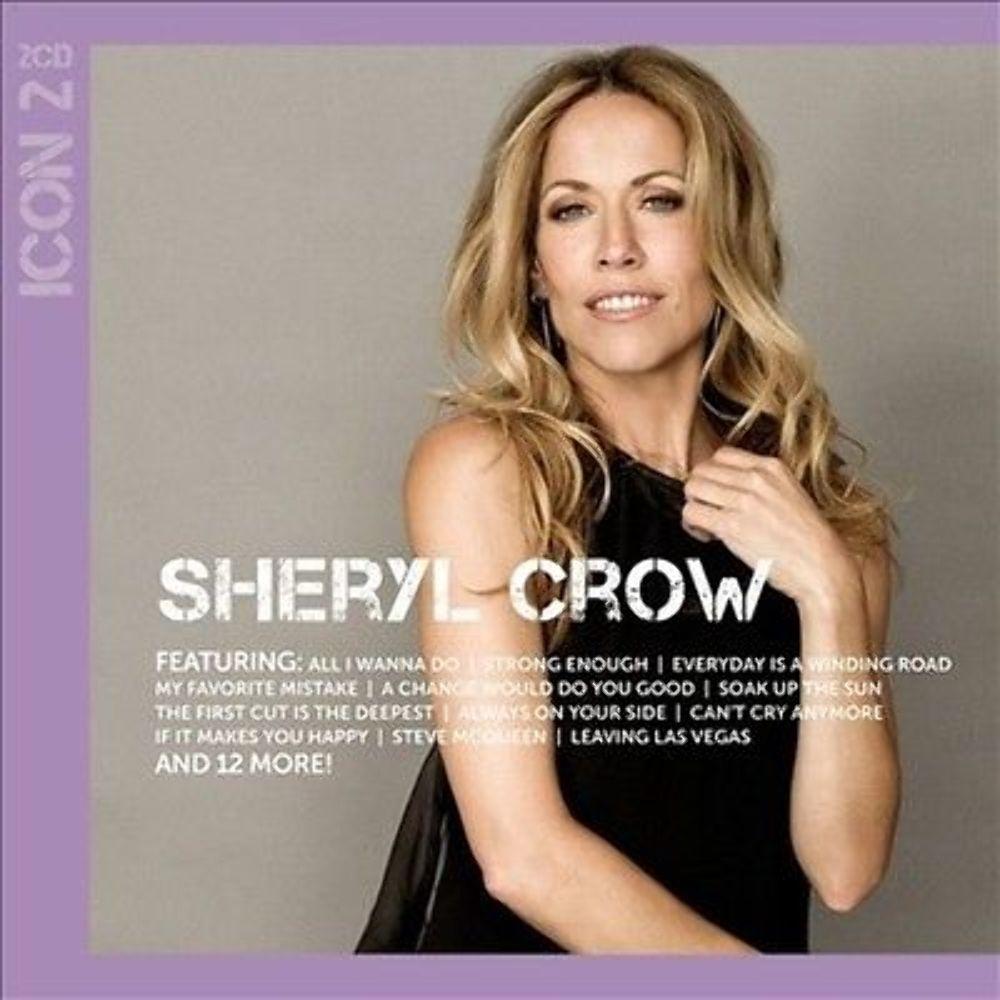 New Sheryl Crow 2-Disc Icon CD