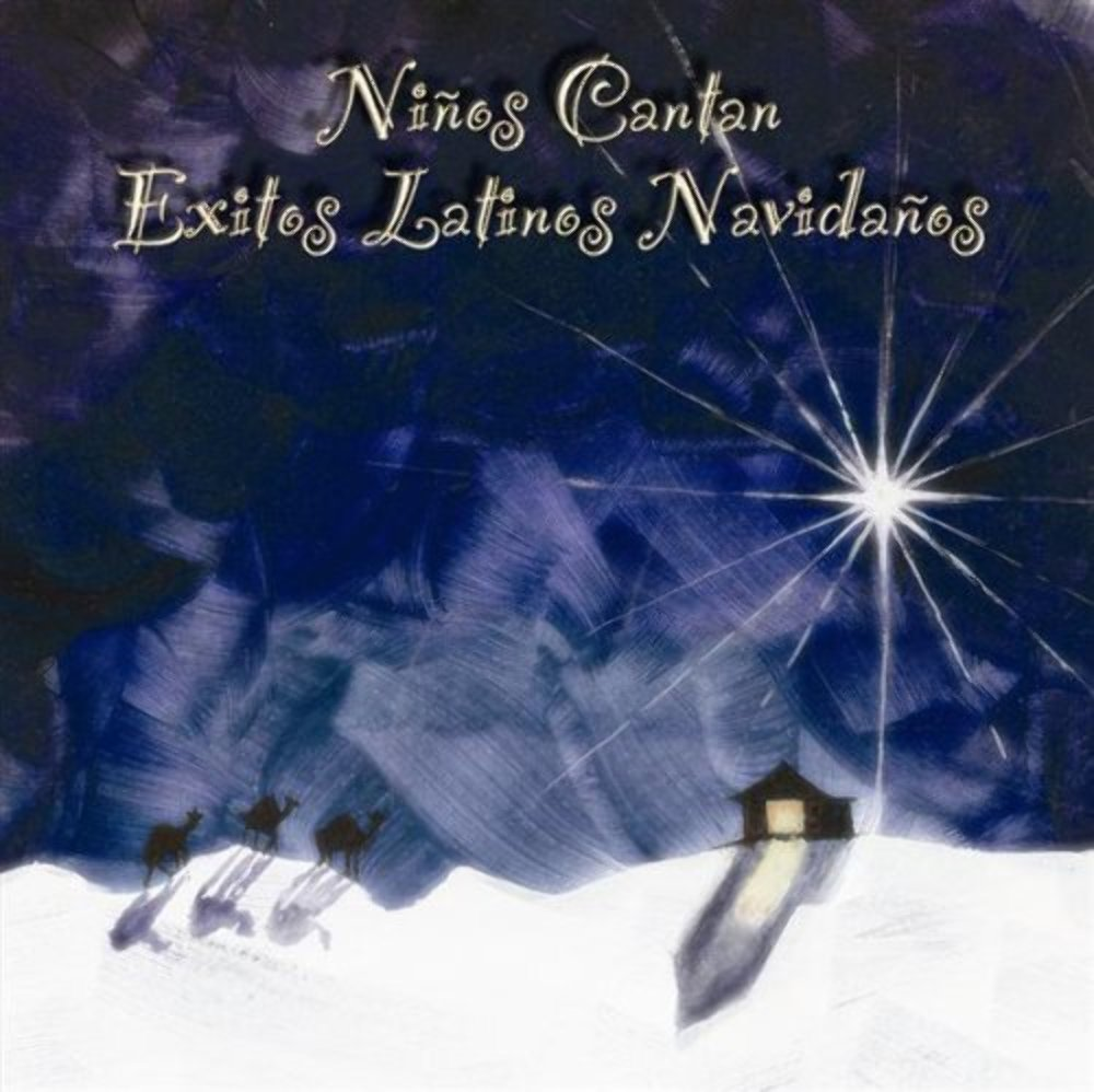 NEW Ninos Cantan Exitos Latinos Navidanos CD (Hip Kiddy, 2005)
