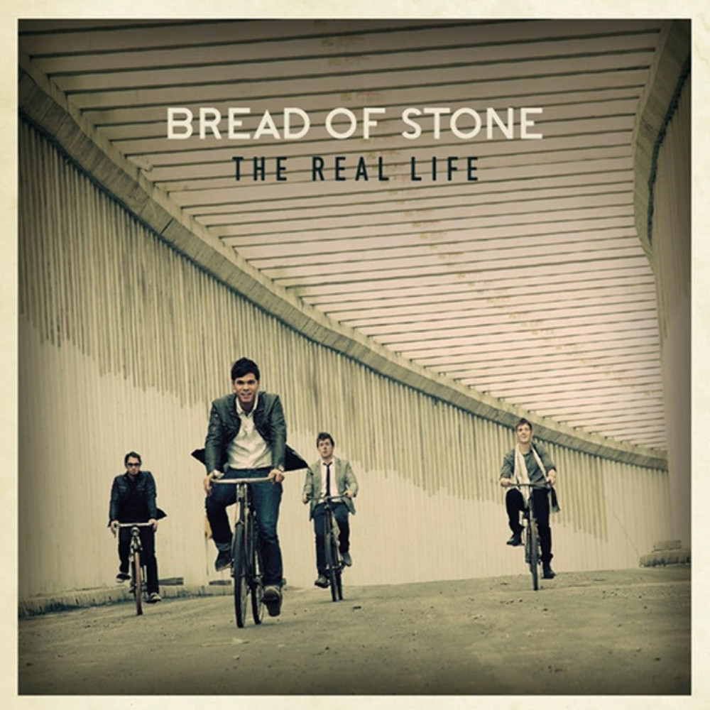 NEW Bread of Stone CD - The Real Life (2012)